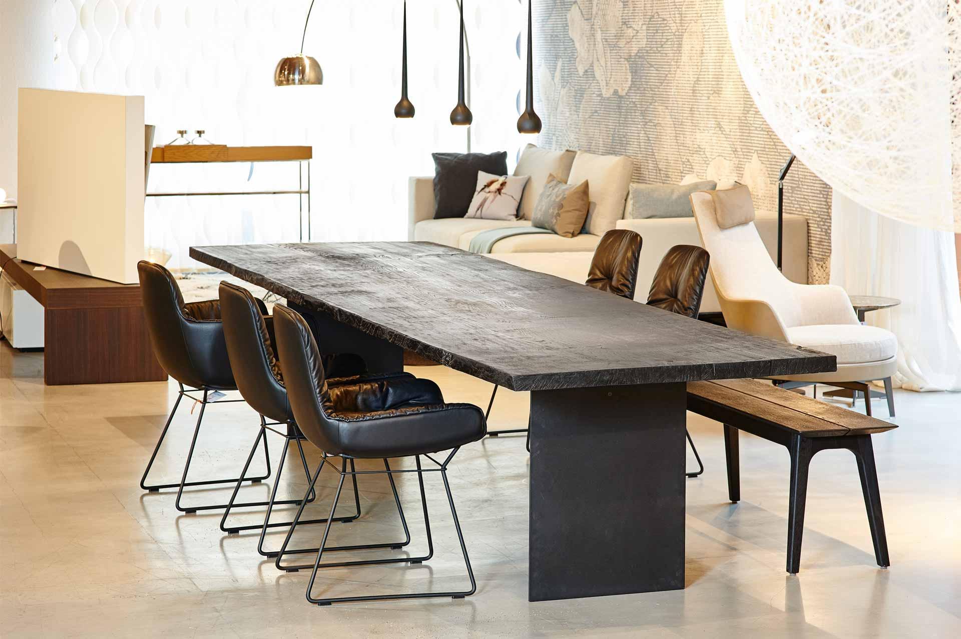Möbelhaus In München einrichtungshaus melior minotti flexform poliform design